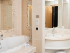 Delphi Resort Suite Bathroom