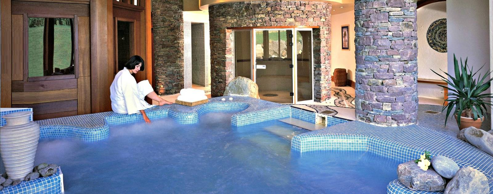 Relaxing Spa at Delphi Resort Connemara