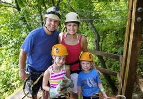 Easter Camps & Family Holidays