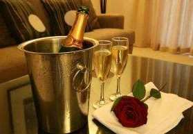 Valentines day hotel deals