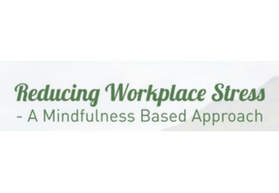 reducing workplace stress ireland courses