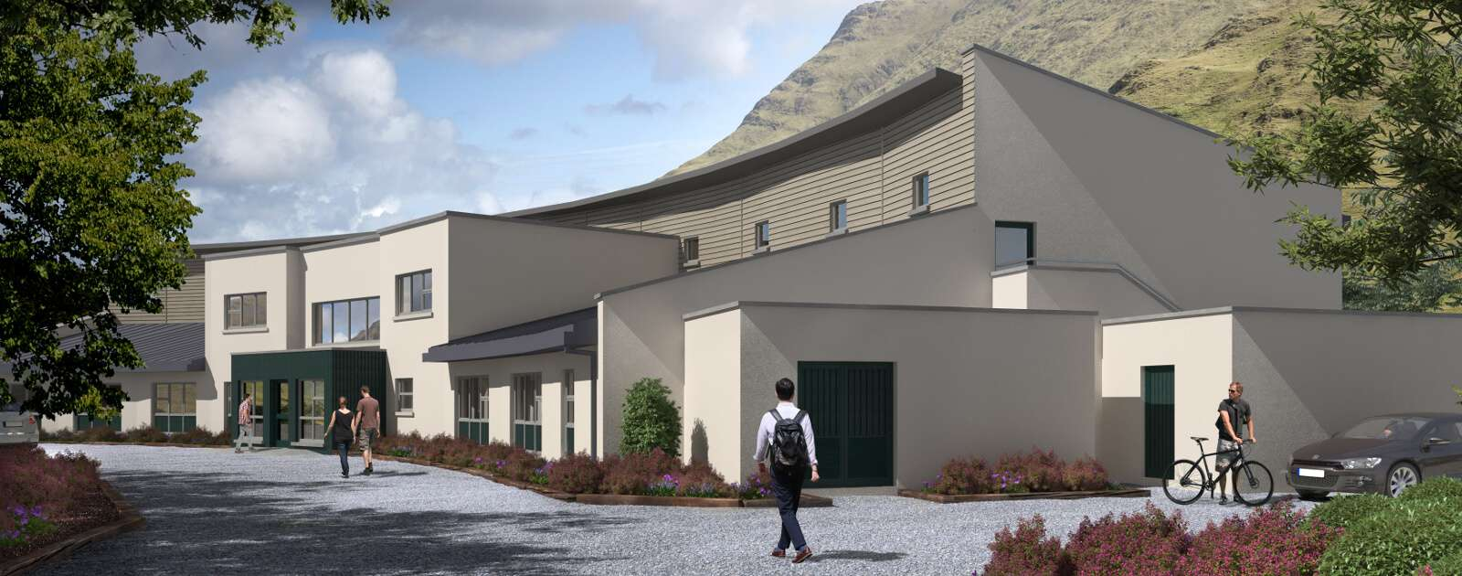 new hostel in connemara