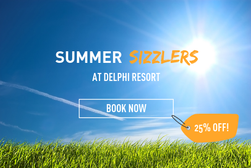 summer sizzlers at delphi resort
