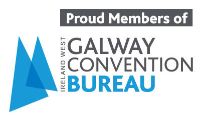Proud Members of Galway Convention Bureau